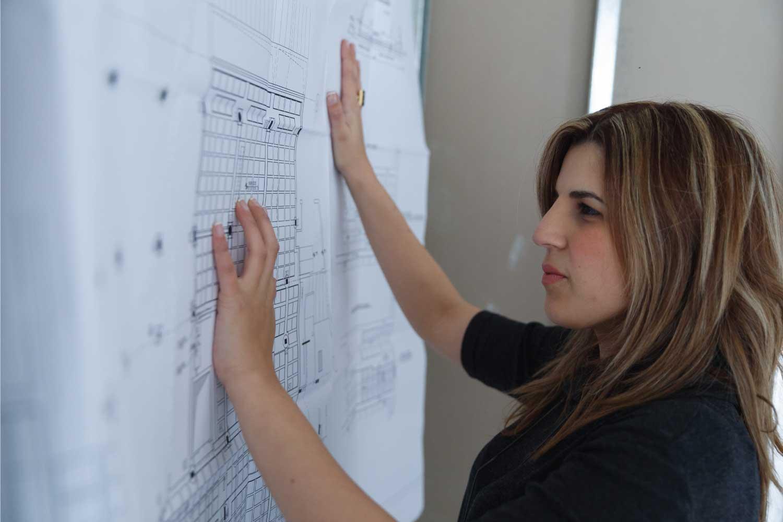 תכנית אדריכלית