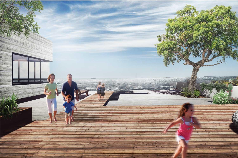 תכנון בית על הים
