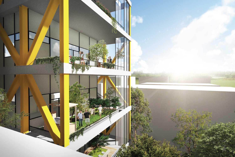 תכנון בניין בתל אביב
