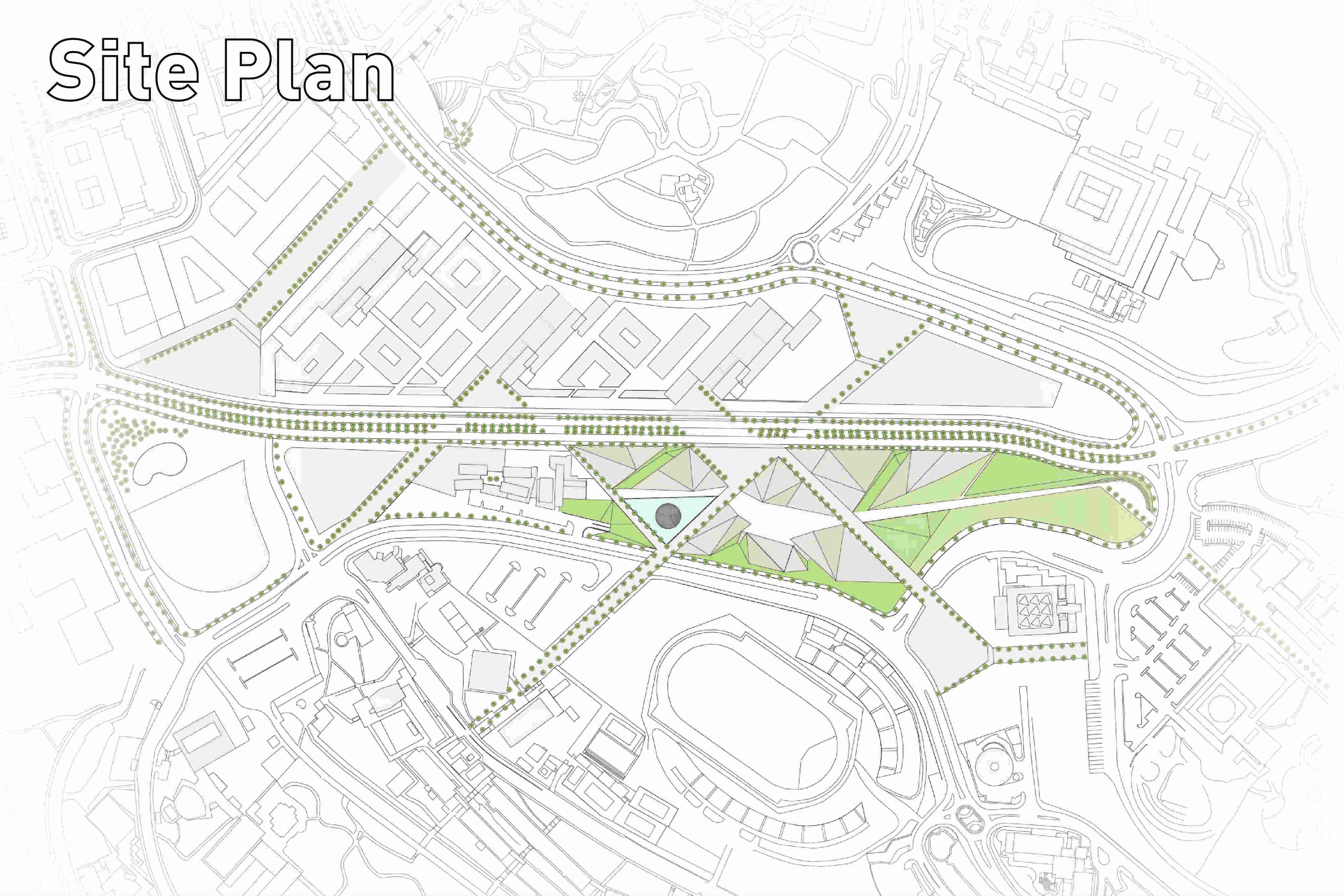 תכנית סביבה הקשרים עירוניים