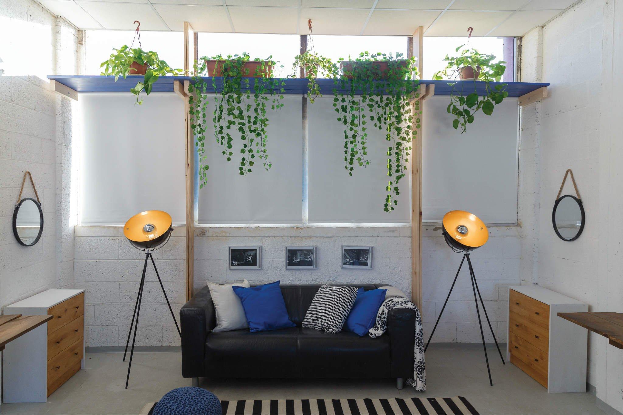 עיצוב לופט משרדי בתל- אביב