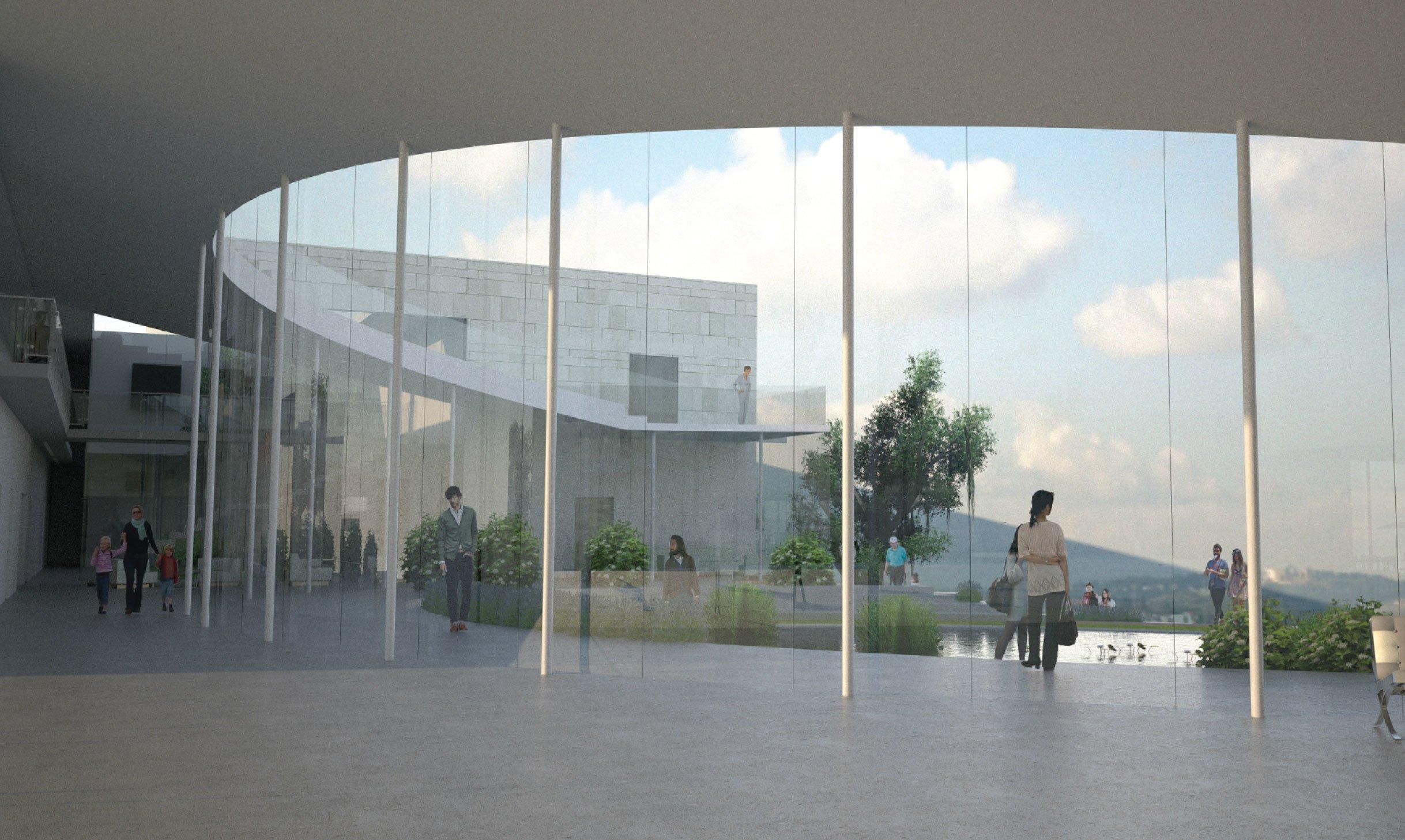 תכנון מרכז קהילתי