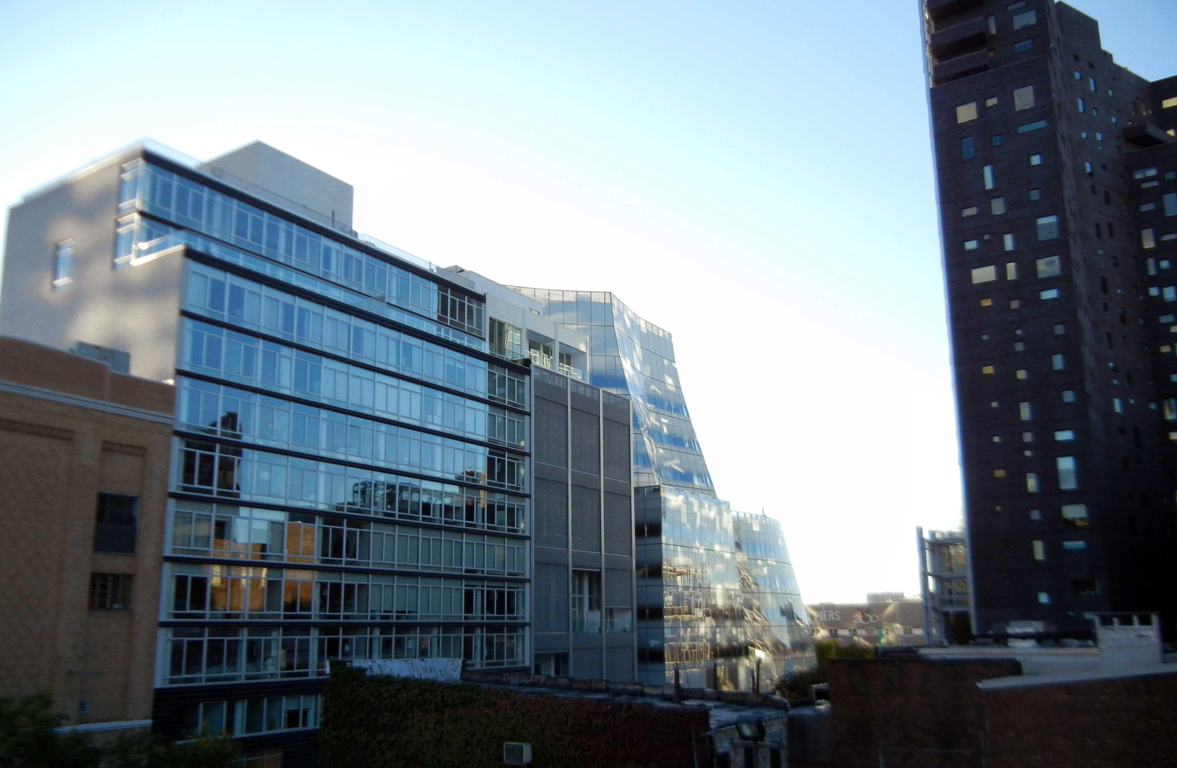 התפתחות הציר העירוני