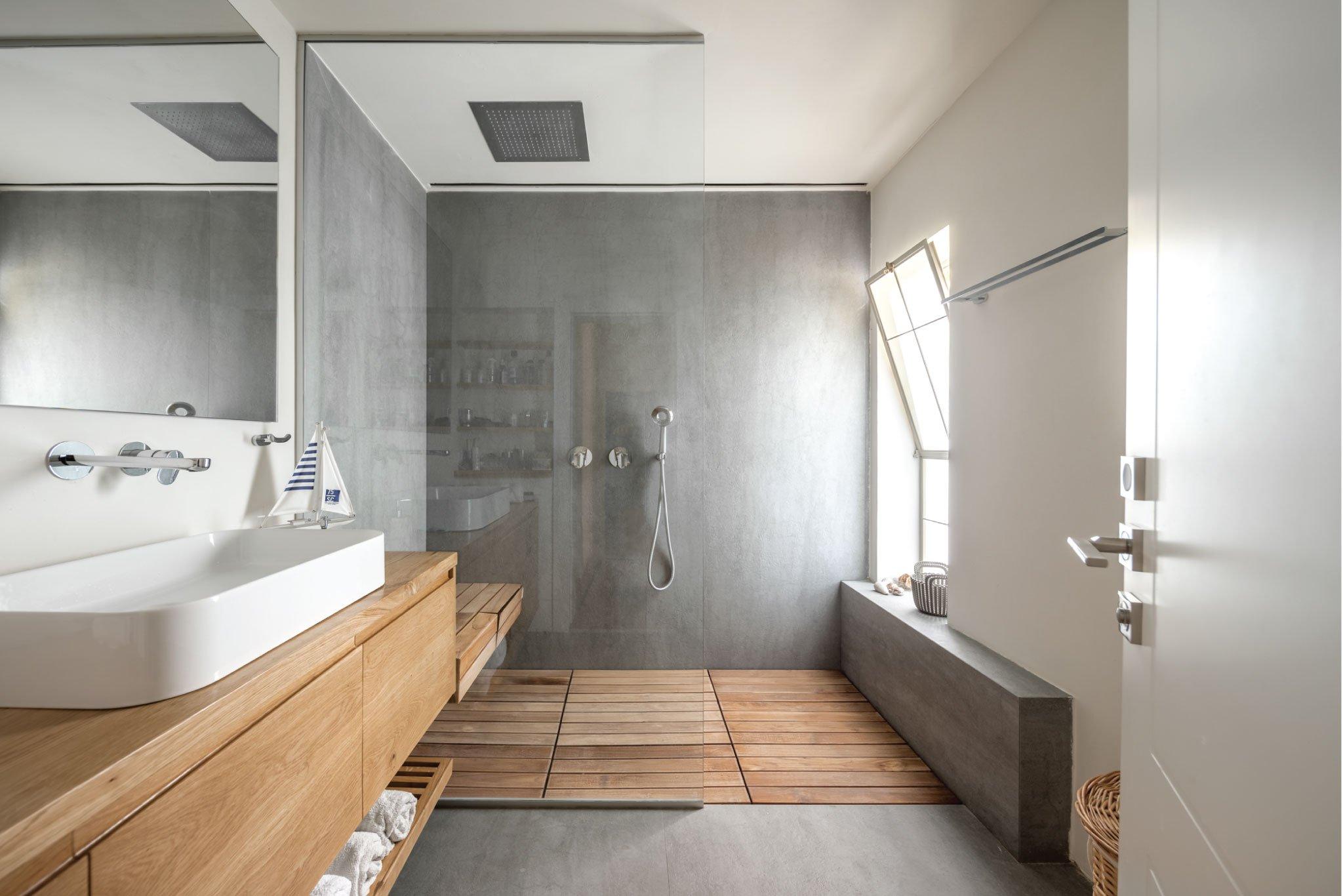 תכנון מקלחת