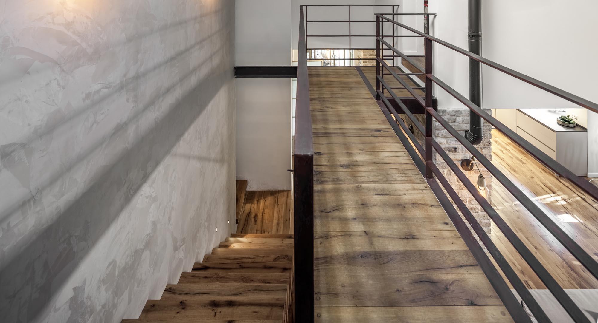 תכנון מדרגות נכון לבית