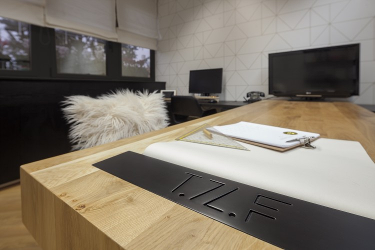 קונספט עיצובי למשרד יוקרתי | טלי זרחיה פרומוביץ - אדריכלות ועיצוב